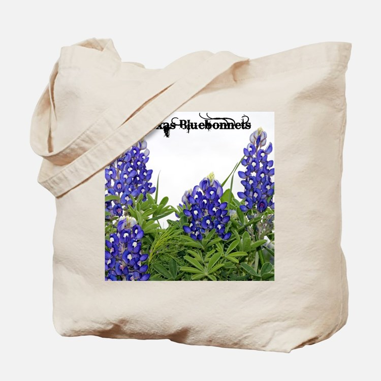 Cute Lupine Tote Bag