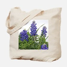 Funny Bluebonnets Tote Bag