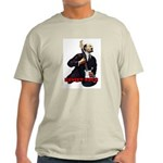 Soviet rock Ash Grey T-Shirt