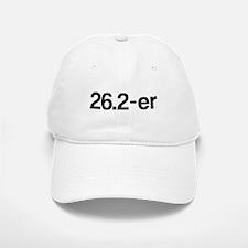 26.2-er or Marathoner Baseball Baseball Cap