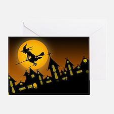 Spooky Halloween 2 Greeting Card