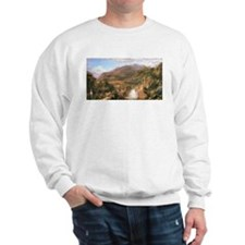 Frederic Edwin Church Heart Of Andes Sweatshirt