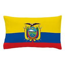 Flag of Ecuador Pillow Case