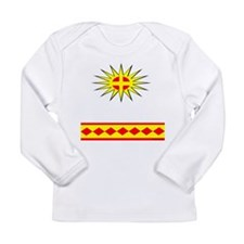 CHEROKEE INDIAN Long Sleeve Infant T-Shirt