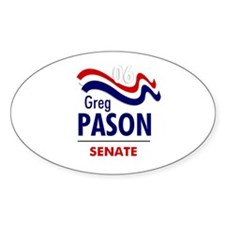 Pason 06 Oval Decal