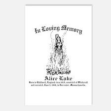 Alice Memorial 1 Postcards (Package of 8)