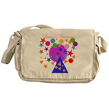 Diwali greetings Messenger Bag