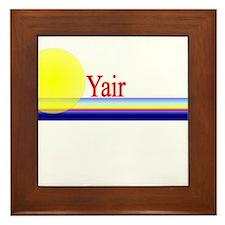 Yair Framed Tile