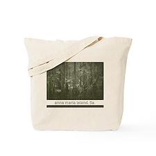Aged Florida Swamp Tote Bag