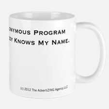 I got to an anonymous program Mug