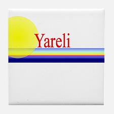 Yareli Tile Coaster