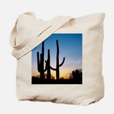 Arizona Cactus Tote Bag