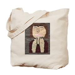 Fiber artwork by Marie Malinowski. Tote Bag