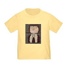 Fiber artwork by Marie Malinowski. Toddler T-Shirt