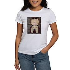 Fiber artwork by Marie Malinowski. Women's T-Shirt