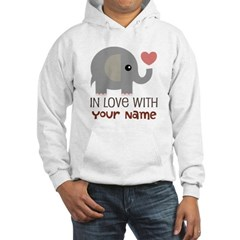 Personalized Matching Couple Hoodie