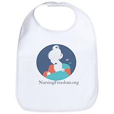 NursingFreedom.org logo Bib