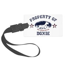 Dachshund [wire-haired] Luggage Tag