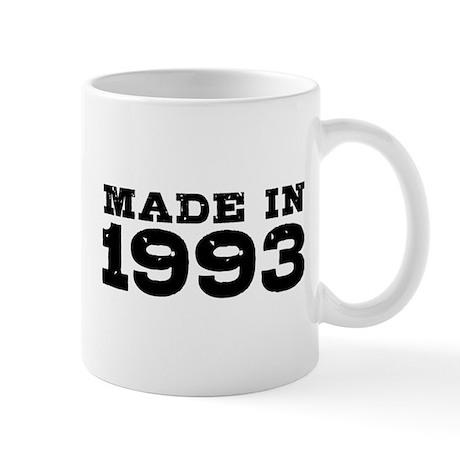 Made In 1993 Mug