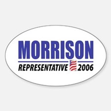 Morrison 2006 Oval Decal