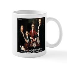 Johann S Bach Mug