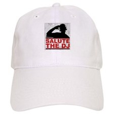 SALUTE THE DJ Baseball Cap