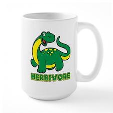 Herbivore Dinosaur Mug