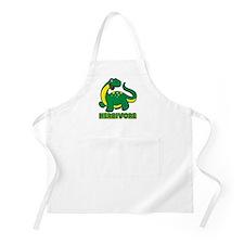 Herbivore Dinosaur Apron