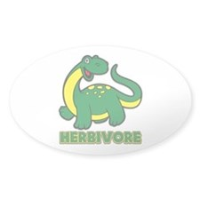 Herbivore Dinosaur Decal