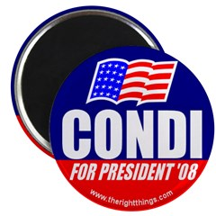 Condi Rice For President 2.25