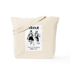 Tranji Tote Bag