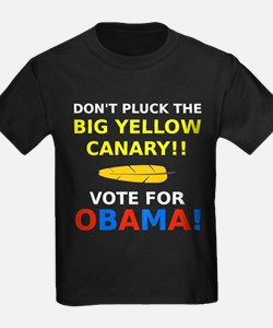 Big Yellow Canary T