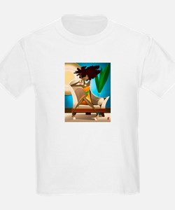 Black girl - shirt.jpg T-Shirt