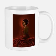 black woman - shirt.jpg Mug