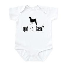 Kai Ken Infant Creeper