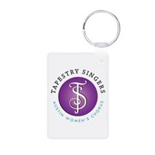 Tapestry Singers Keychains