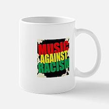 music against racism.jpg Mug