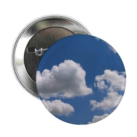 "Clouds 2.25"" Button (10 pack)"