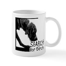 Search birch odor scent nose work Mug