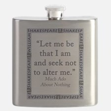 Let Me Be That I Am Flask