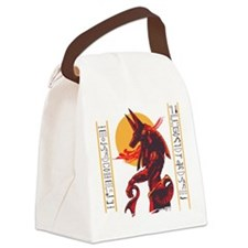 anubis.png Canvas Lunch Bag