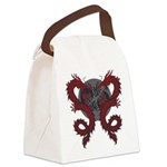 dragons.png Canvas Lunch Bag