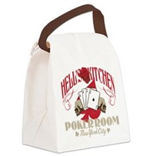 hellskitchenpokerNEW.png Canvas Lunch Bag