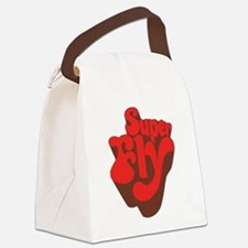 superfly.png Canvas Lunch Bag