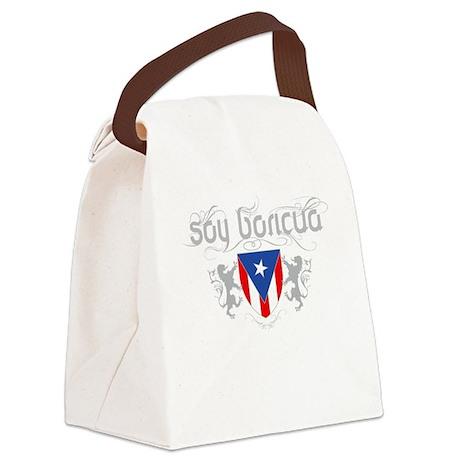 soyboricua.png Canvas Lunch Bag