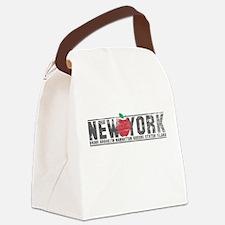 newyorkbigapple.png Canvas Lunch Bag