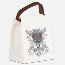 snakehead.png Canvas Lunch Bag