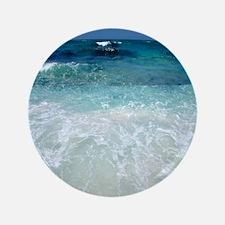 """Mexican Beach 3.5"""" Button"""