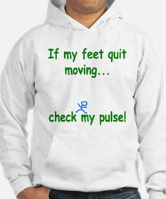 Check My Pulse Hoodie