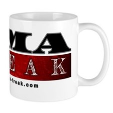 MMA Freak Logo Mug